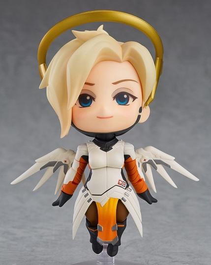 GSC Overwatch Mercy Nendoroid Figure - Photo 5