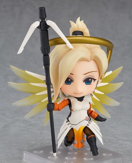 GSC Overwatch Mercy Nendoroid Figure - Photo 6