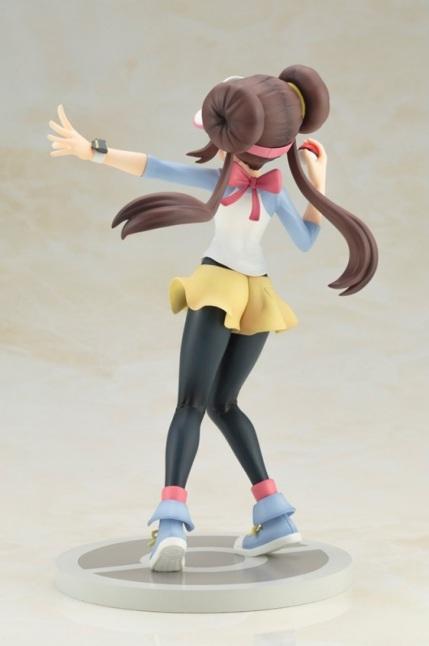 Kotobukiya ARTFX J Series Pokemon Black And White 2 Rosa With Snivy Figure 5