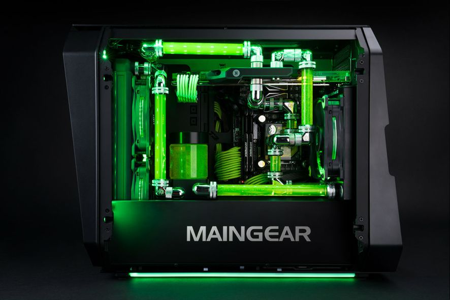 Maingear R2 SUPERSTOCK Build - Promotional Image 1