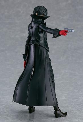 Persona 5 Joker + Morgana Figma Figure - Photo 4