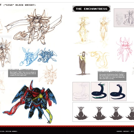 Shovel Knight Official Design Works - Preview Image 3