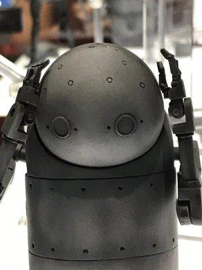 Square Enix Bring Arts Machine Lifeform Prototype Figure Close-Up - SDCC 2017