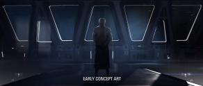 Star Wars Battlefront II D23 Expo - Admiral Versio Concept Art 1