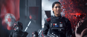 Star Wars Battlefront II D23 Expo - Cinematic Screenshot 1