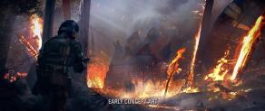 Star Wars Battlefront II D23 Expo - Concept Art 1