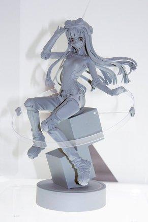 Summer Wonder Festival 2017 - Amakuni Persona 5 Futaba Sakura Oracle Statue - Prototype