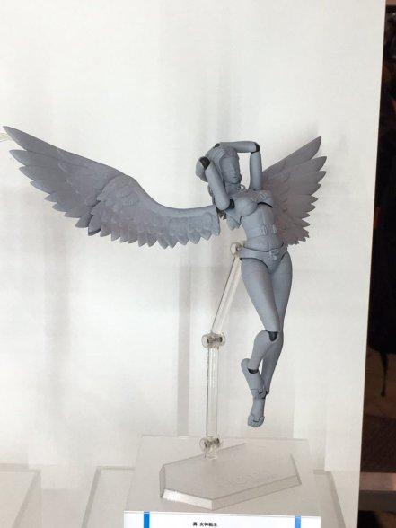 Summer Wonder Festival 2017 - GSC FREEing Shin Megami Tensei Angel Figma Figure - Prototype