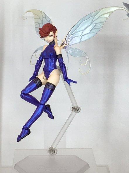 Summer Wonder Festival 2017 - GSC FREEing Shin Megami Tensei Pixie Figma Figure