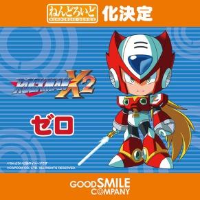 Summer Wonder Festival 2017 - GSC Mega Man X2 Zero Nendoroid Figure