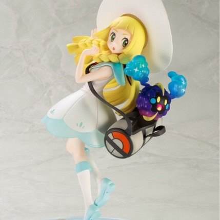 Summer Wonder Festival 2017 - Kotobukiya Pokemon Trainer Lillie Statue