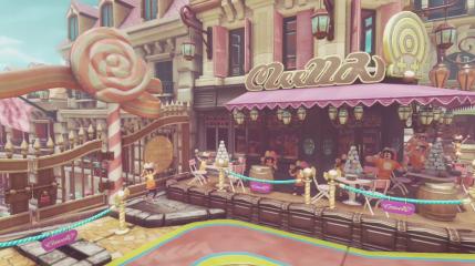 ARMS Version 3 Gamescom 2017 Trailer - Lola Pop Stage 1