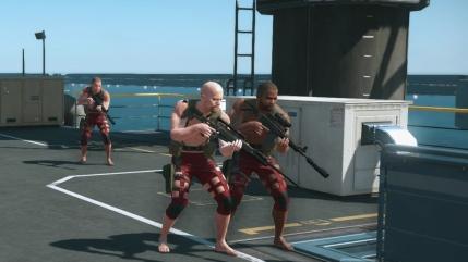 MGSV The Phantom Pain - Goblin Suit DLC - Male - Screenshot 2
