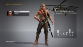 MGSV The Phantom Pain - Ocelot FOB Missions - Screenshot 2
