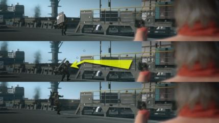 MGSV The Phantom Pain - Ocelot FOB Missions - Screenshot 3