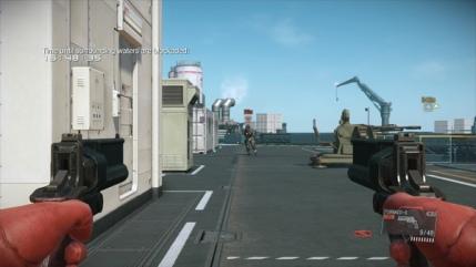 MGSV The Phantom Pain - Ocelot FOB Missions - Screenshot 4