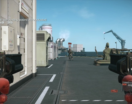 MGSV The Phantom Pain - Ocelot FOB Missions - Screenshot 4