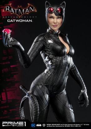 Prime 1 Studio Arkham Knight Catwoman Statue - Diamond Accessories - Photo 1