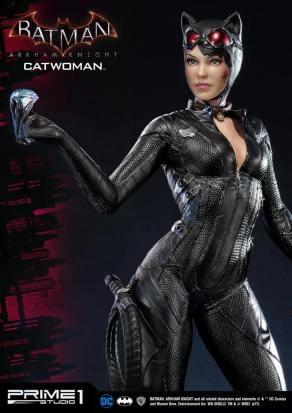 Prime 1 Studio Arkham Knight Catwoman Statue - Diamond Accessories - Photo 2