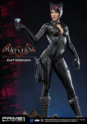 Prime 1 Studio Arkham Knight Catwoman Statue - Diamond Accessories - Photo 3