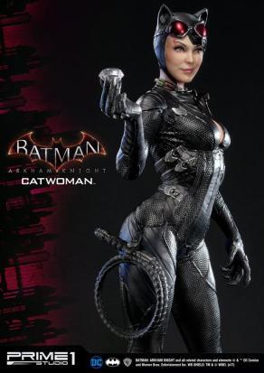 Prime 1 Studio Arkham Knight Catwoman Statue - Diamond Accessories - Photo 4