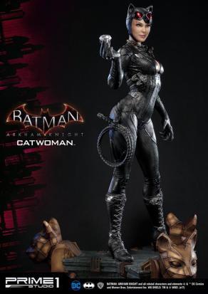 Prime 1 Studio Arkham Knight Catwoman Statue - Diamond Accessories - Photo 5