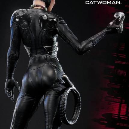 Prime 1 Studio Arkham Knight Catwoman Statue - Diamond Accessories - Photo 6