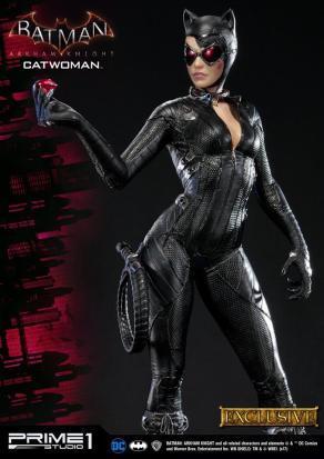 Prime 1 Studio Arkham Knight Catwoman Statue - Exclusive Editon - Photo 1
