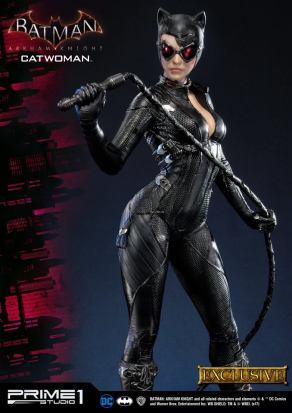 Prime 1 Studio Arkham Knight Catwoman Statue - Exclusive Editon - Photo 2