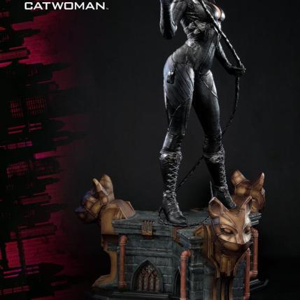 Prime 1 Studio Arkham Knight Catwoman Statue - Full Prototype Photo 1
