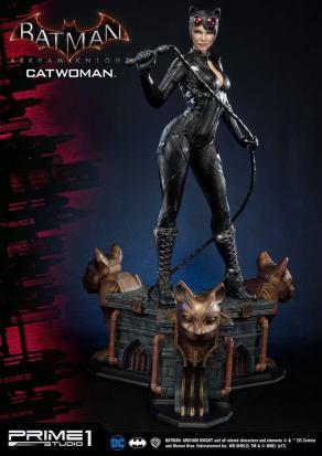 Prime 1 Studio Arkham Knight Catwoman Statue - Full Prototype Photo 2