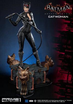 Prime 1 Studio Arkham Knight Catwoman Statue - Full Prototype Photo 3