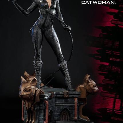 Prime 1 Studio Arkham Knight Catwoman Statue - Full Prototype Photo 4
