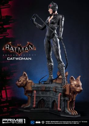 Prime 1 Studio Arkham Knight Catwoman Statue - Full Prototype Photo 5