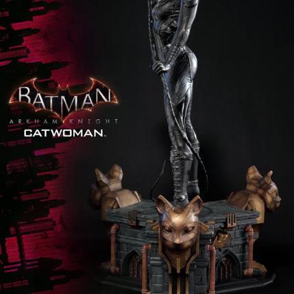 Prime 1 Studio Arkham Knight Catwoman Statue - Full Prototype Photo 6