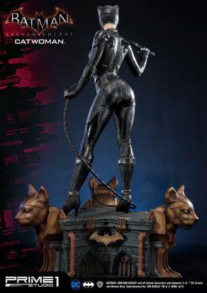Prime 1 Studio Arkham Knight Catwoman Statue - Full Prototype Photo 7