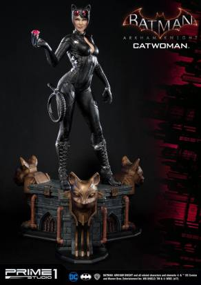 Prime 1 Studio Arkham Knight Catwoman Statue - Full Prototype Photo 8