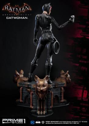 Prime 1 Studio Arkham Knight Catwoman Statue - Full Prototype Photo 9