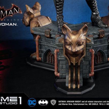 Prime 1 Studio Arkham Knight Catwoman Statue - Prototype Base