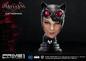 Prime 1 Studio Arkham Knight Catwoman Statue - Prototype Head 1 - Photo 1