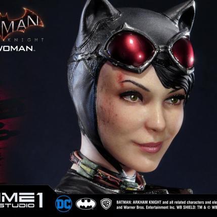 Prime 1 Studio Arkham Knight Catwoman Statue - Prototype Head 1 - Photo 2