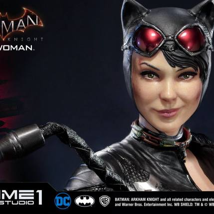 Prime 1 Studio Arkham Knight Catwoman Statue - Prototype Head 1 - Photo 3