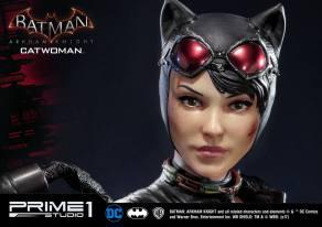 Prime 1 Studio Arkham Knight Catwoman Statue - Prototype Head 2 - Photo 1