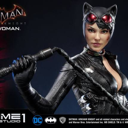 Prime 1 Studio Arkham Knight Catwoman Statue - Prototype Head 2 - Photo 3