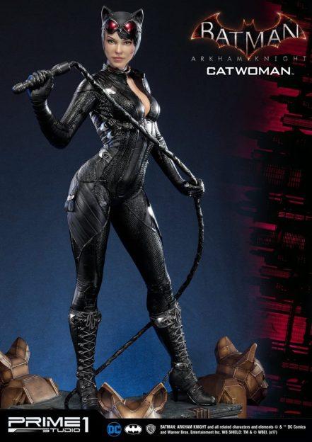 Prime 1 Studio Arkham Knight Catwoman Statue - Prototype Photo 1