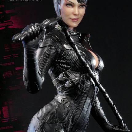 Prime 1 Studio Arkham Knight Catwoman Statue - Prototype Photo 10