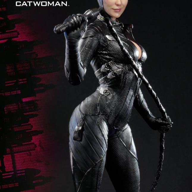 Prime 1 Studio Arkham Knight Catwoman Statue - Prototype Photo 2