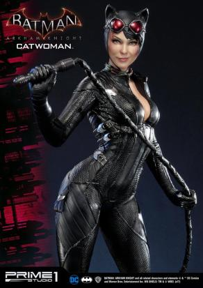 Prime 1 Studio Arkham Knight Catwoman Statue - Prototype Photo 4