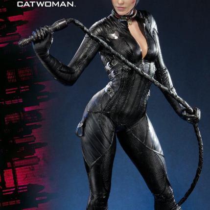 Prime 1 Studio Arkham Knight Catwoman Statue - Prototype Photo 5