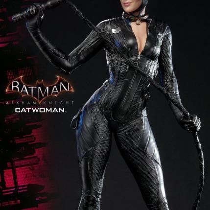 Prime 1 Studio Arkham Knight Catwoman Statue - Prototype Photo 6